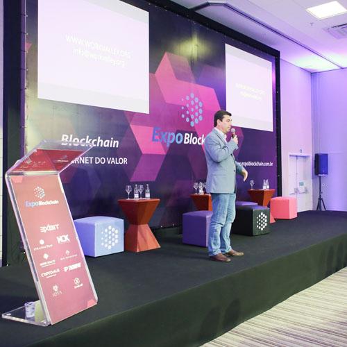 Evento Expo Blockchain - 2ª Edição