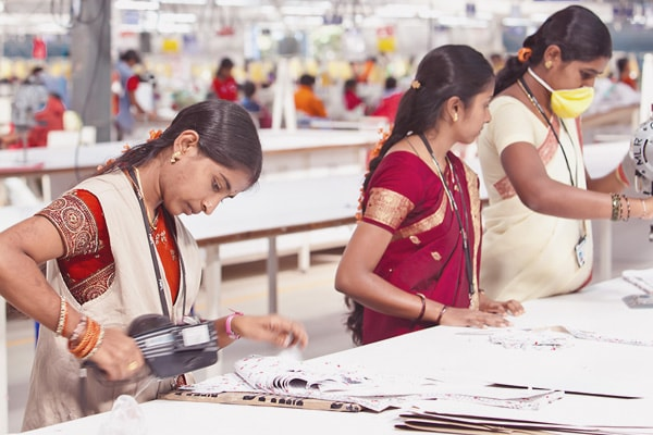 garment manufacturing systems