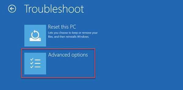 troubleshoot boot screen Windows 10