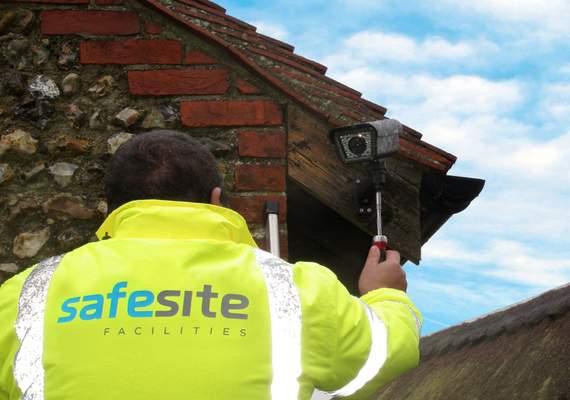 CCTV Installation On Site