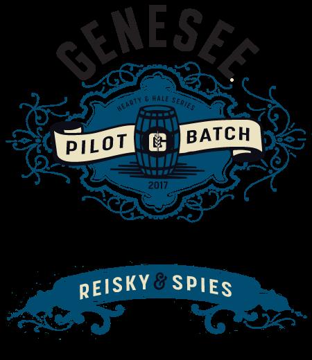 Genesee Bourbon Barrel-Aged Old Ale logo