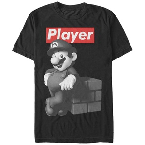 Mario Player - T Shirt