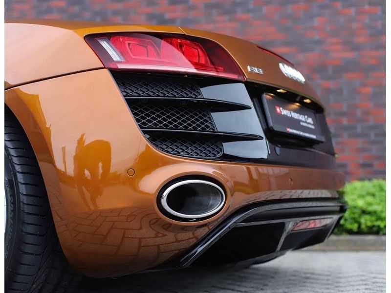 Audi R8 Spyder 5.2 V10 FSI *Magnetic Ride*B&O*Camera* afbeelding 22
