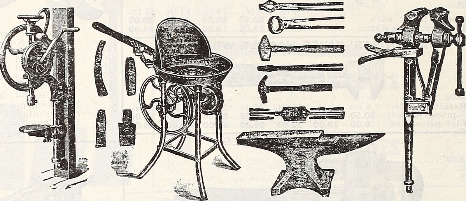 Work on tools