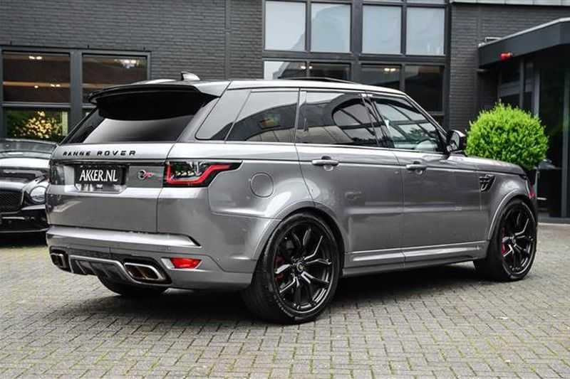 Land Rover Range Rover Sport 5.0 SVR CARBON+PANO.DAK+ACC+HEADUP NP.250K afbeelding 20
