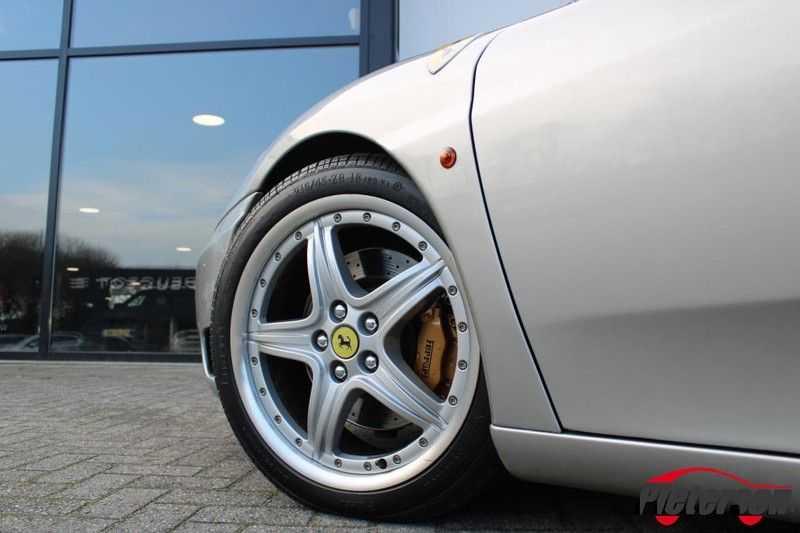 Ferrari 360 3.6 V8 Spider F1 Automaat Leder *Nette staat* afbeelding 6