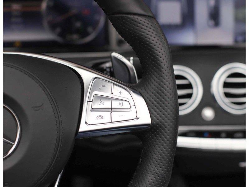 Mercedes-Benz S-Klasse Cabrio 500 *Designo*AMG*Airscarf*Full option* afbeelding 23