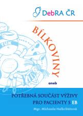 Bílkoviny - brožura s recepty