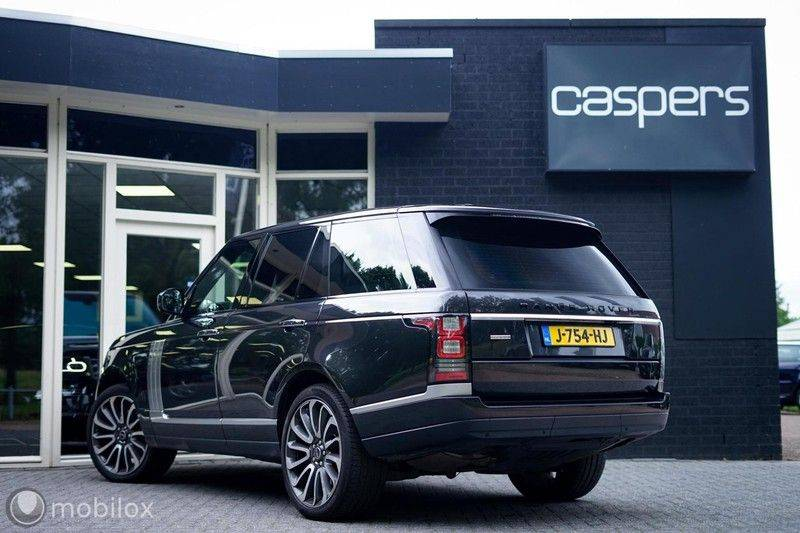 Land Rover Range Rover 4.4 SDV8 Autobiography afbeelding 2