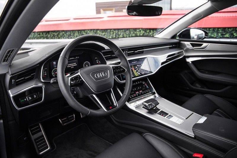 Audi A7 Sportback 55 TFSI e quattro Competition 376 PK   21'' velgen zwart   Assistentiepakket Tour & City   360* Camera   Head-Up   Matrix LED   Adapt. Demping   Comfortstoelen   Leder afbeelding 24
