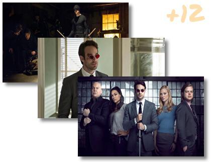Daredevil Tv Series theme pack