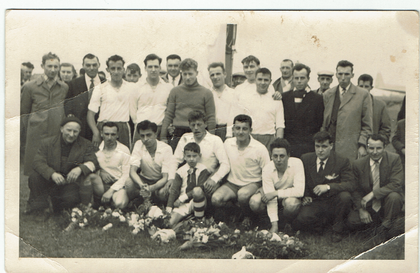 Figuur 2: SK Elewijt kampioen 58-59