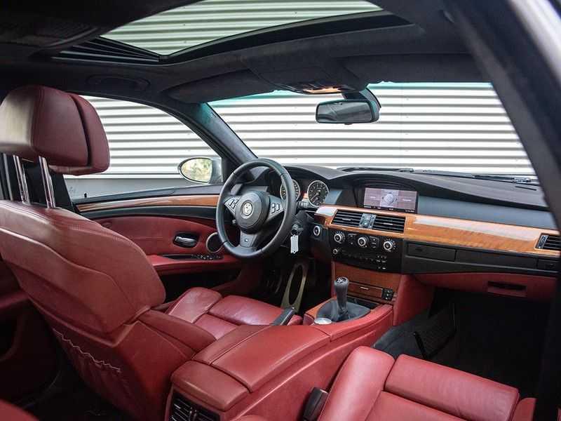 BMW 5 Serie M5 H6 - Manual - Volleder - 79.998km! afbeelding 9