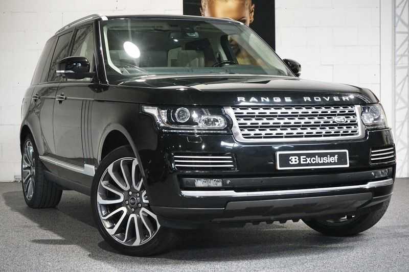 Land Rover Range Rover 4.4 SDV8 Autobiography aut. (nieuwe motor) extreem compleet! afbeelding 1