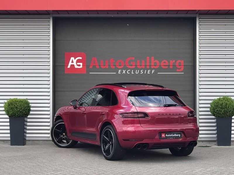 Porsche Macan 3.0 D S 258PK, Sportchrono, Sport/design, Pano, 18 Way, Bose, Luchtvering, Sportuitlaat, PDLS, LMV'21 afbeelding 5