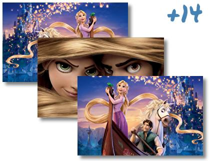 Tangled theme pack