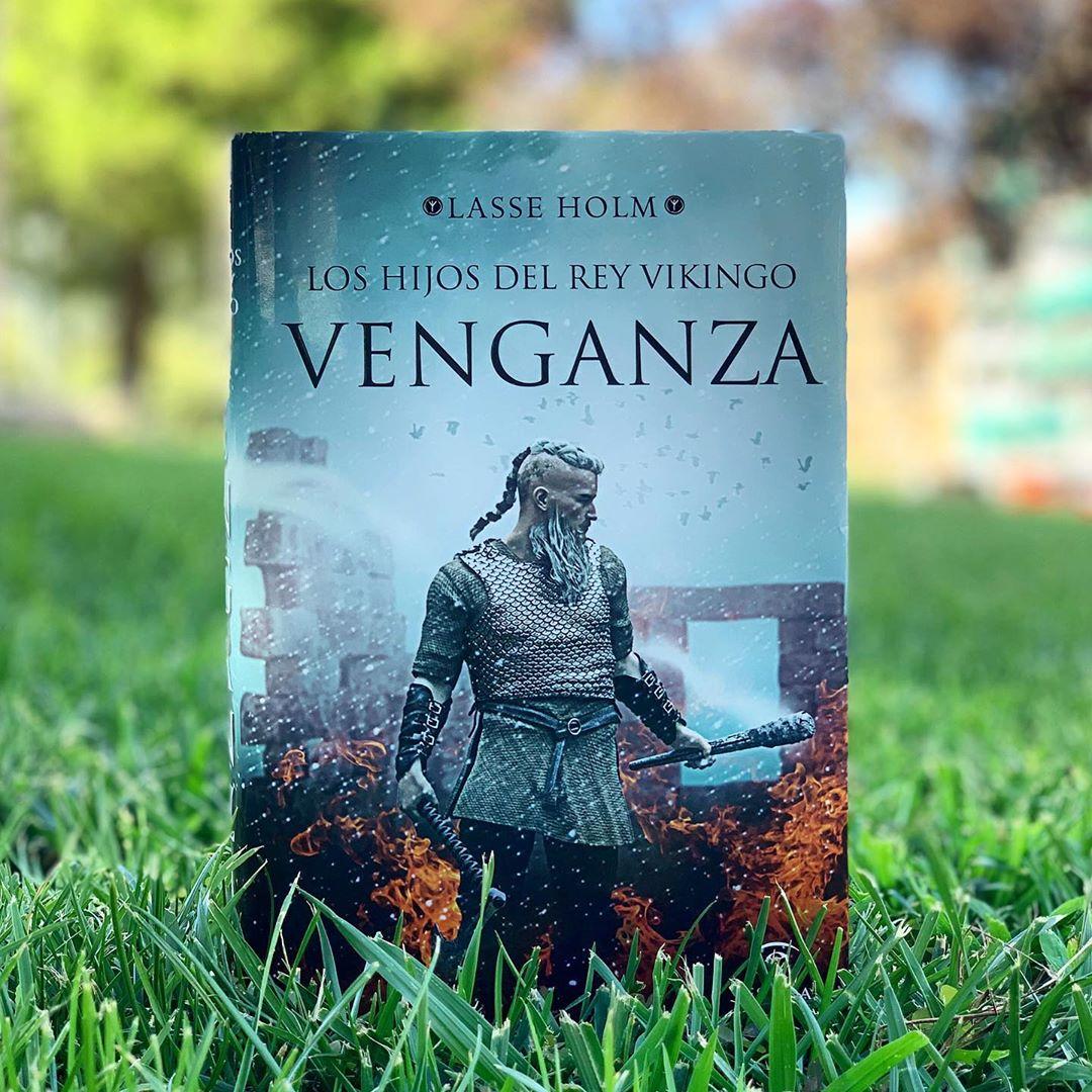 """Imagen de Reseña de """"Venganza, Los hijos del rey vikingo"""", de Lasse Holm"""