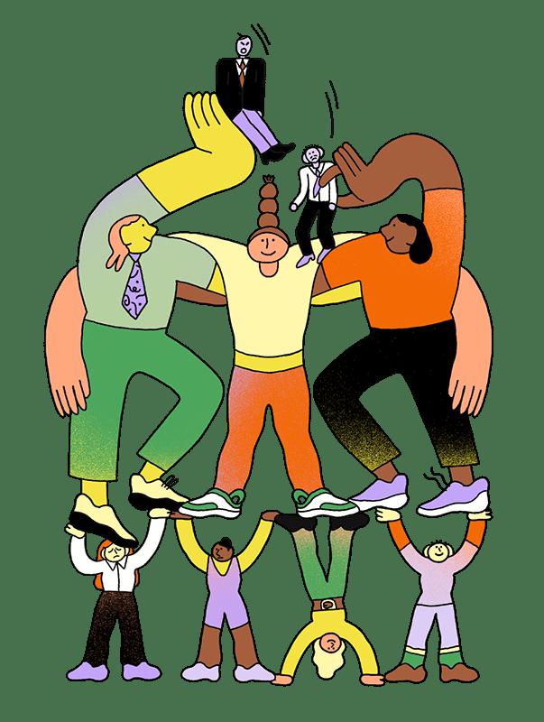 Das mittlere Management