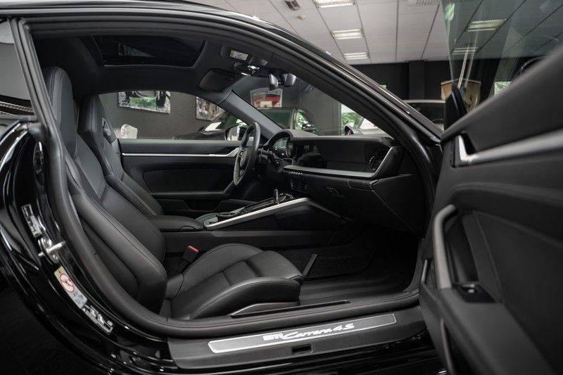 Porsche 911 992 4S Coupe Sport Design Pakket Ventilatie Glazen Dak Bose Chrono Sport Uitlaat 3.0 Carrera 4 S afbeelding 9