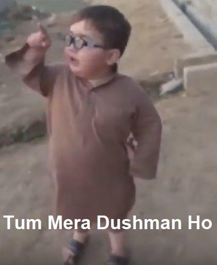 Ahmad Shah Tum Mera Dushman Ho