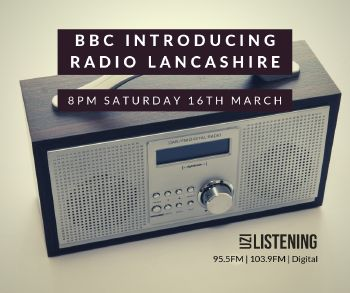Radio Lancashire Introducing Promo Image