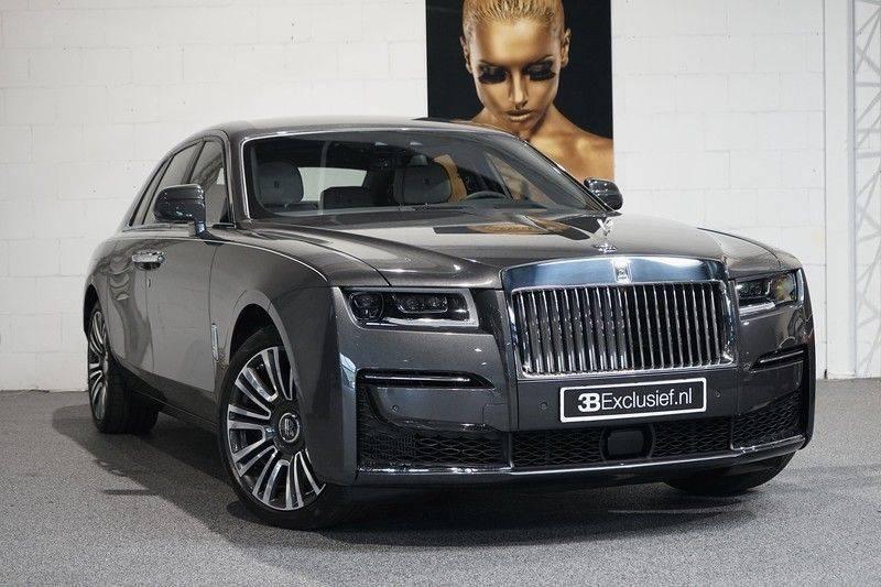 Rolls-Royce Ghost 6.75 V12 Nieuw model, Starlight Headliner, Bespoke audio afbeelding 1