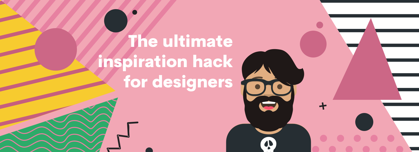 The ultimate inspiration hack for designers