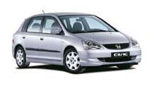 Honda Civic 1.7 CTDI LS 5 puertas