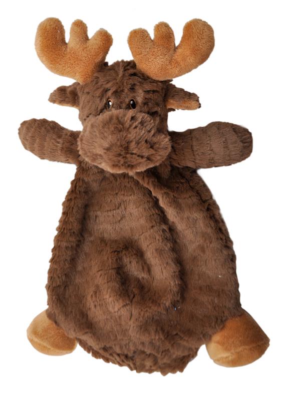 The Petting Zoo: Snugglerz Moose Blanket