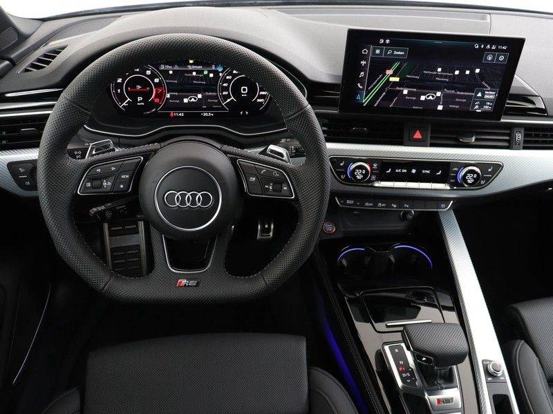 Audi RS5 Sportback 2.9 TFSI quattro | 450PK | Panoramadak | Stoelventilatie/verwarming | Bang & Olufsen | Top view camera | Matrix LED Laser | RS Sportuitlaat | 20'' inch brons | Verlengde fabrieksgarantie afbeelding 5