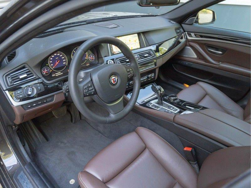 BMW 5 Serie Touring Alpina D5 Bi-Turbo - Bang & Olufsen - Full-Option afbeelding 12