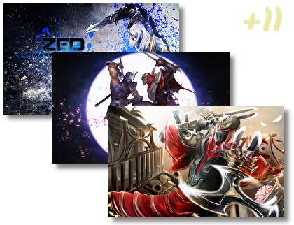 Zed theme pack