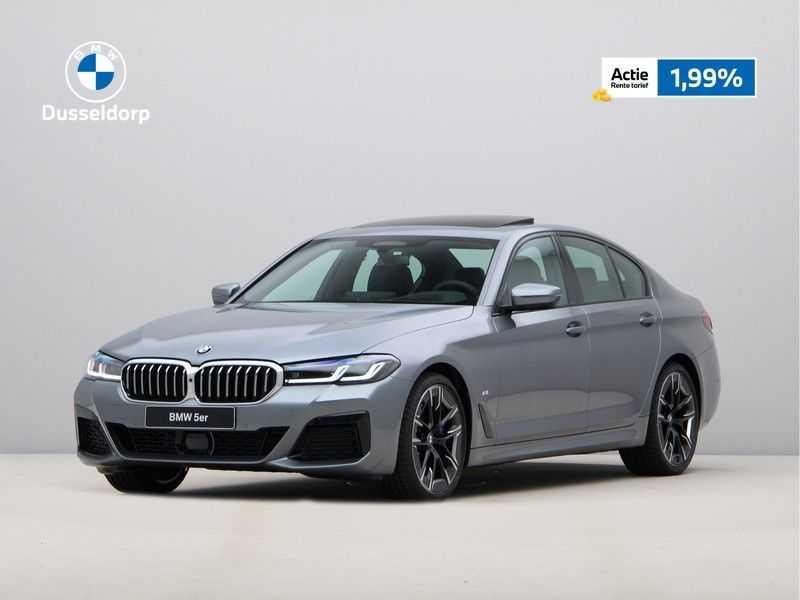 BMW 5 Serie 530i High Exe M-Sport LCI