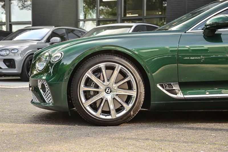 Bentley Continental GT W12 MULLINER MASSAGE+HEADUP+TOPVIEW afbeelding 16