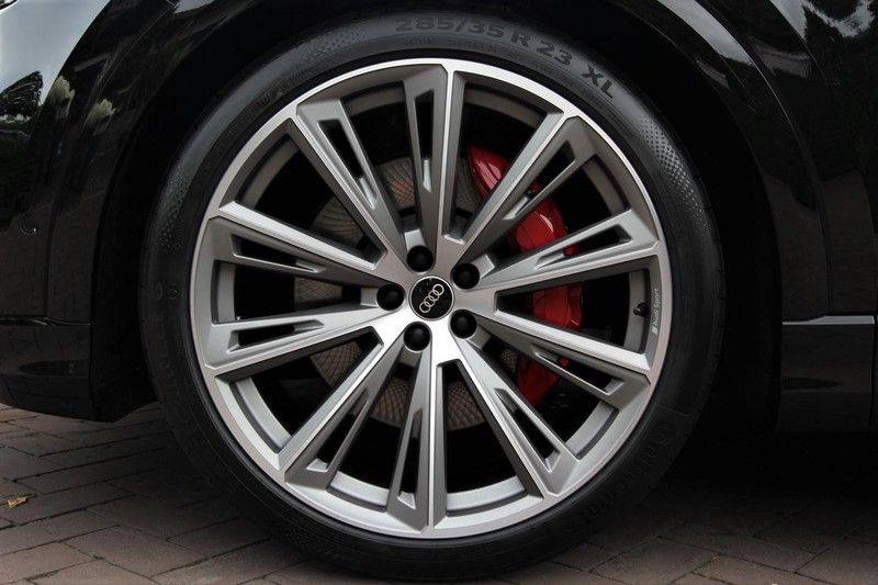 Audi SQ8 4.0 TFSI SPORT.DIFF+HEAD-UP+ALCANTAR.HEMEL+23INCH afbeelding 3