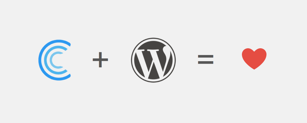 Announcing WordPress Integration