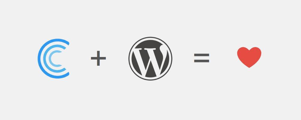 Announcing WordPress Integration