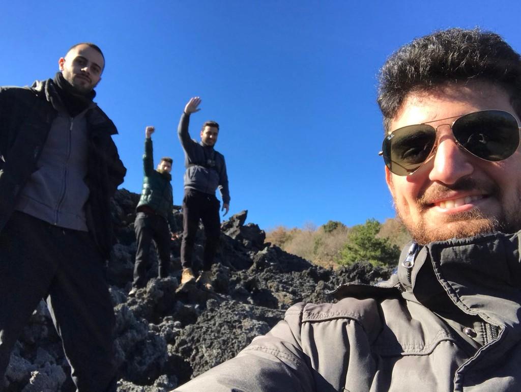Team in scalata