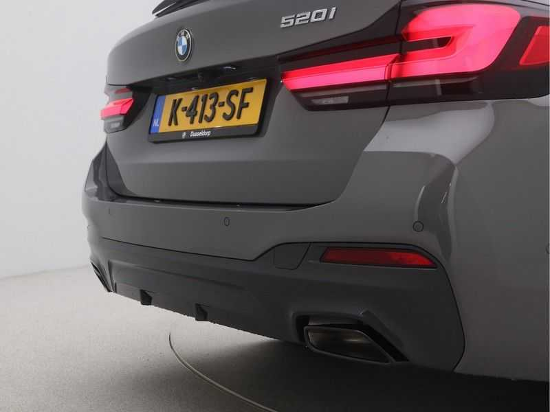 BMW 5 Serie Touring 520i High Executive M-Sport Automaat afbeelding 24