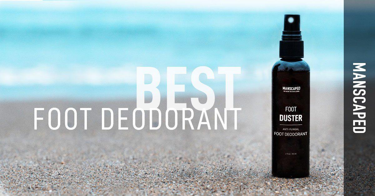 Best Foot Deodorant