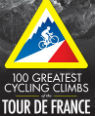 100 greatest cycling climbs of the Tour de France: A road cyclist's guide to the mountains of the tour by Simon Warren