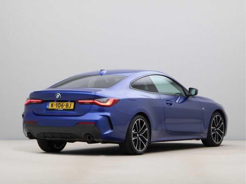 BMW 4 Serie Coupé 430i High Exe M-Sport Aut. afbeelding 5