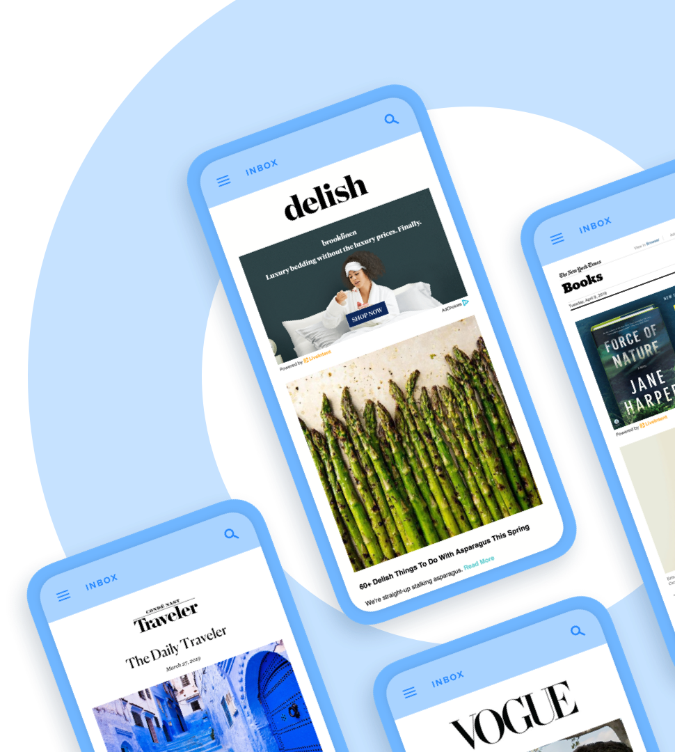 Learn how you can reach real, verified people, and buy display and native ads just like you do on the web