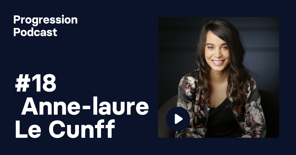 Podcast #18: Anne-Laure Le Cunff on mindfulness, burnout, writing every day and building a business