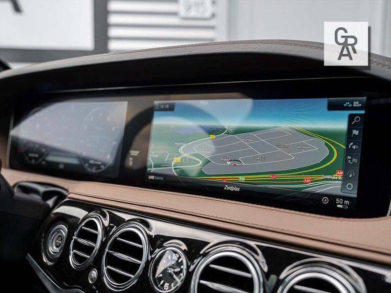 Mercedes-Benz S63-klasse 4Matic Lang 63 AMG 4Matic+ Lang Premium Plus afbeelding 19