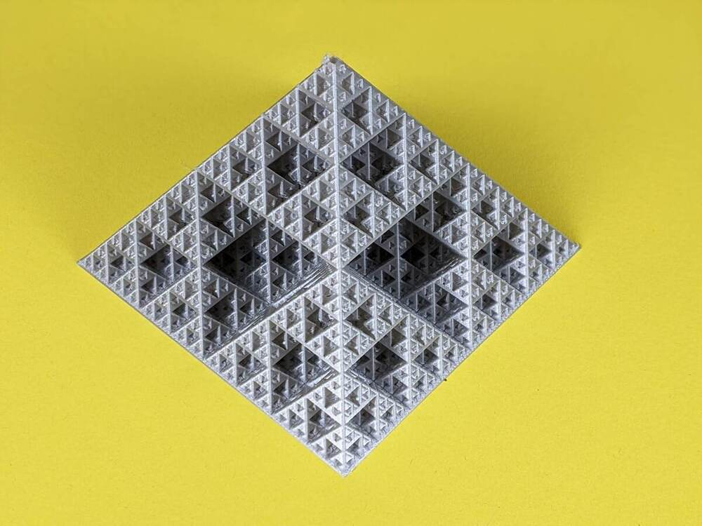Fractal Pyramid - Ender 3