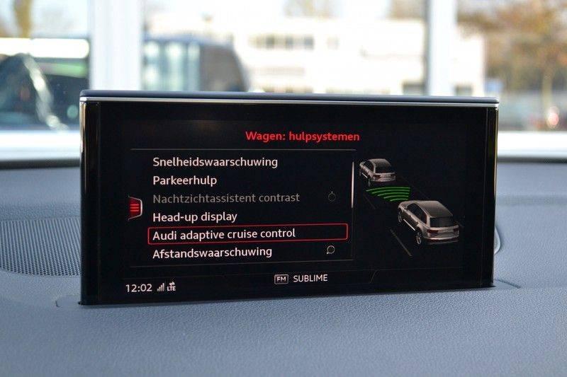 Audi SQ7 4.0 TDI 435pk quattro Pano Nachtz ACC HUD 4wielbest Ruitstiksel Luchtv 22inch Carbon afbeelding 22
