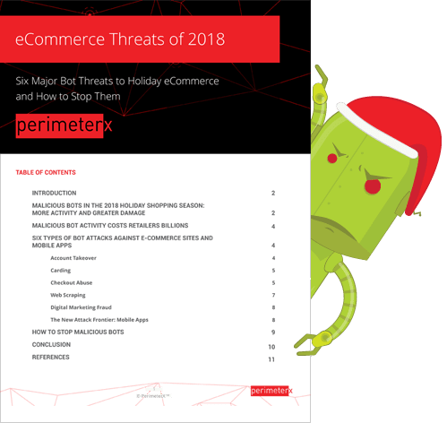 Whitepaper: Holiday eCommerce Threats of 2018