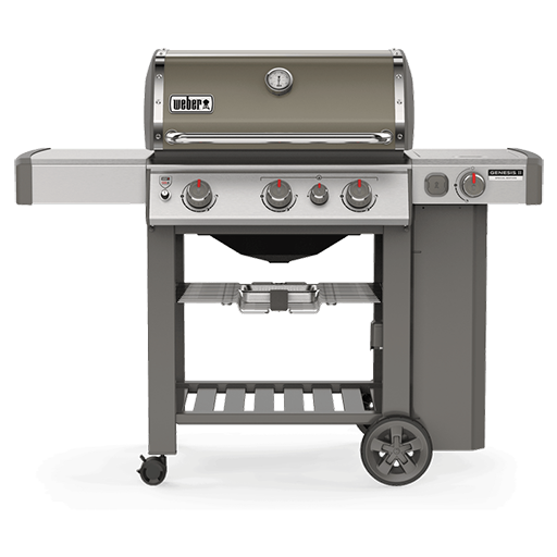 BBQ Weber Série Genesis II CE-330 Smoke