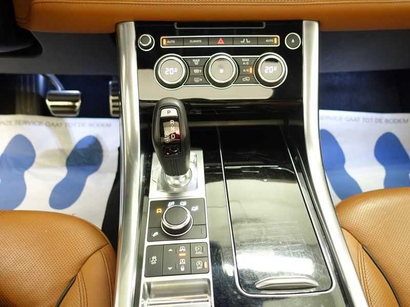 Land Rover Range Rover Sport 3.0 TDV6 259pk HSE Dynamic 7pers- Panoramadak, Leer, Softclose, Full afbeelding 14